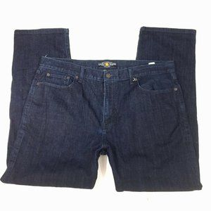 Lucky Brand 429 classic straight jeans 40 x 32